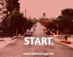 start. allergy asthma blog