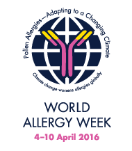 World Allergy Week 2016: Pollen Allergies & Climate Change