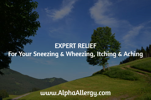 spring allergy relief