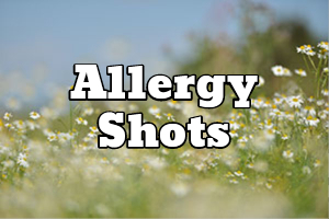 Allergy shots allergy immunotheraphy Silver Spring