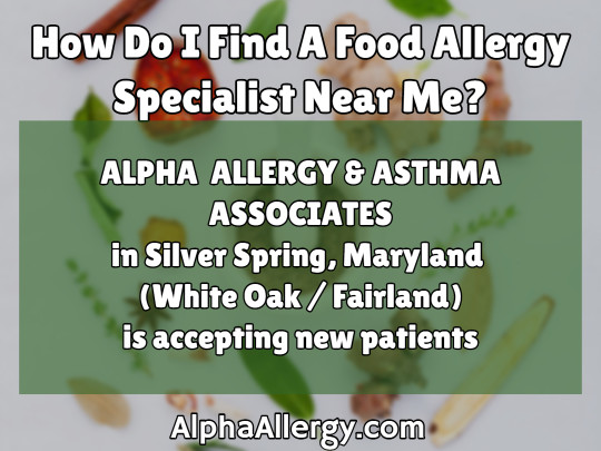 how to find food allergy specialist near me