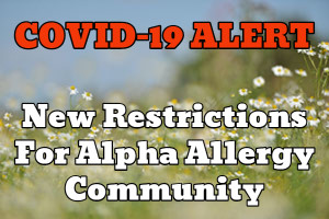 COVID-19 Alert Alpha Allergy & Asthma Associates in Silver Spring